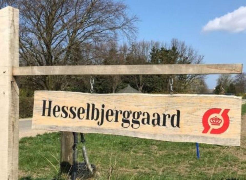 Firmaarrangement ved Hesselbjerggaard