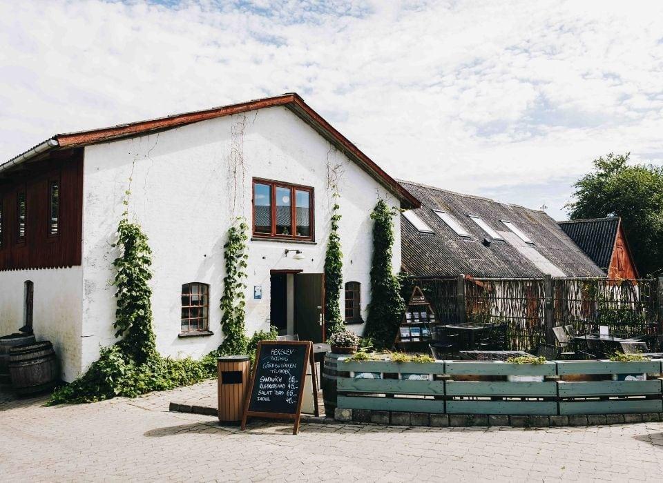Firmaarrangement ved Herslev bryghus