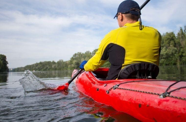 Kajak kursus i fjordlandet