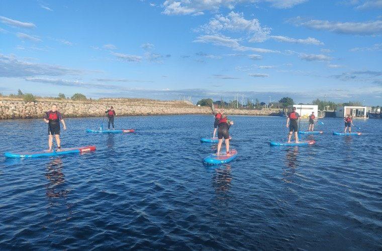 Paddleboard kursus i holbæk