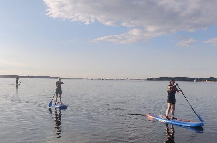paddleboard kursus i roskilde